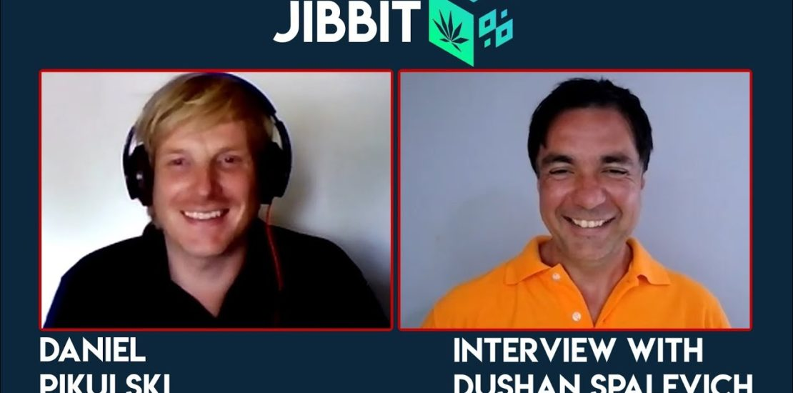 Jibbit - CEO Daniel Pikulski Interview With Dushan Spalevich for ICO TV