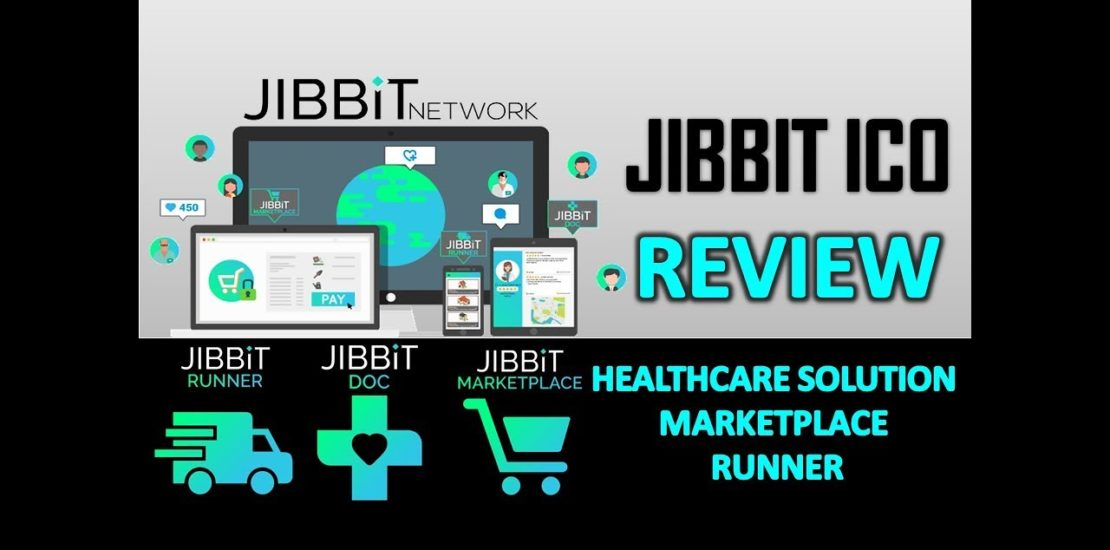 JIBBIT ICO Review l Get 100 JIB tokens for Free l Healthcare Solutions l Marketplace l Runner